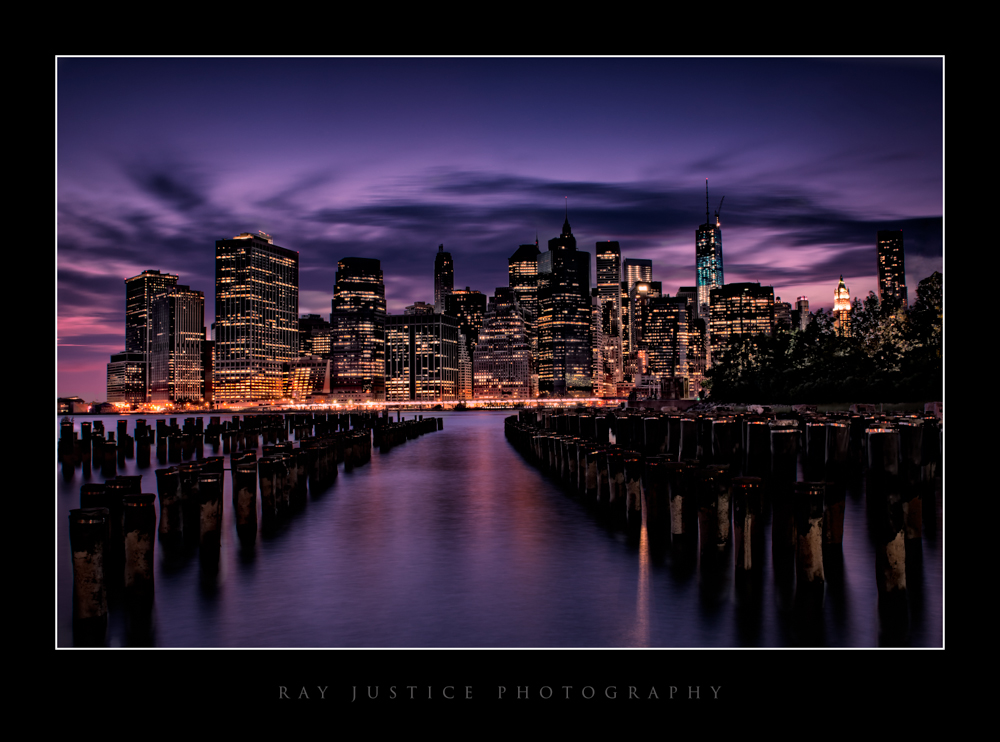 New York City – Manhattan Skyline